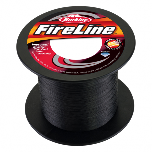 Berkley fireline Smoke 1800m BULK