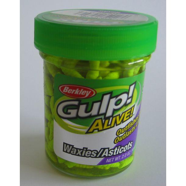 Gulp! Alive! Waxies