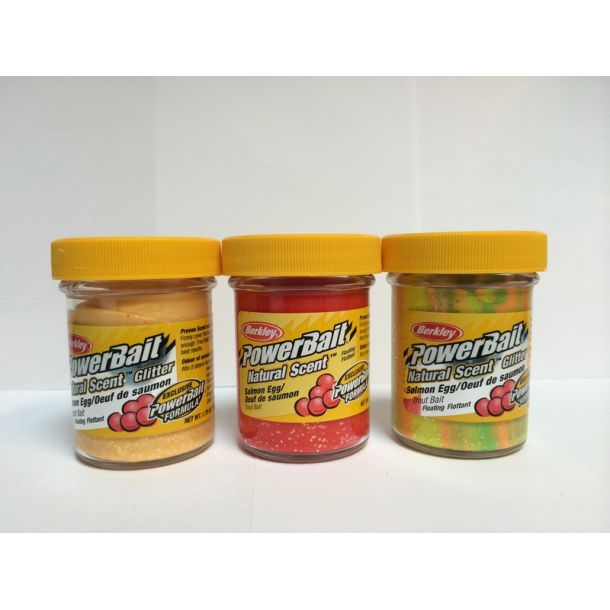 Berkley Powerbait Salmon Egg
