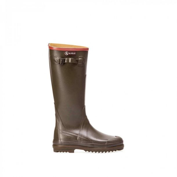Aigle Bellastic Woman Rubber Boots