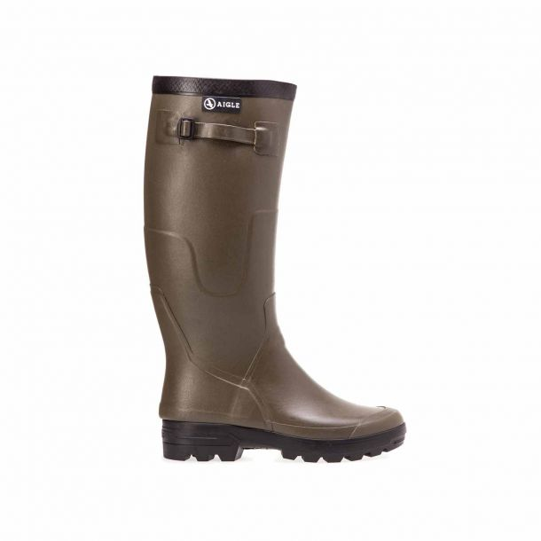 Aigle Benyl Man Rubber Boots Wide Calf