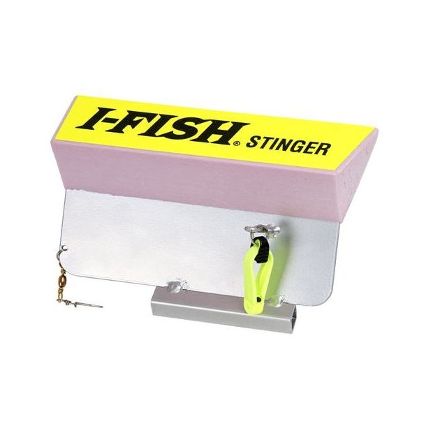 I-Fish Stinger & Stinger Junior Sideplaner