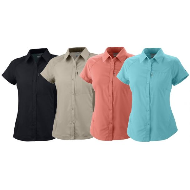 Columbia Women's Silver Ridge Short Sleeve Shirt
