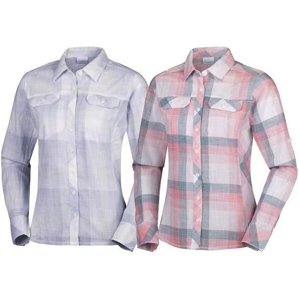 Columbia Women's Camp Henry Long Sleeve Shirt