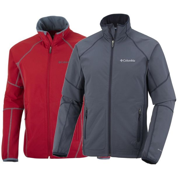 Columbia Men's Sweet As Softshell Jacket