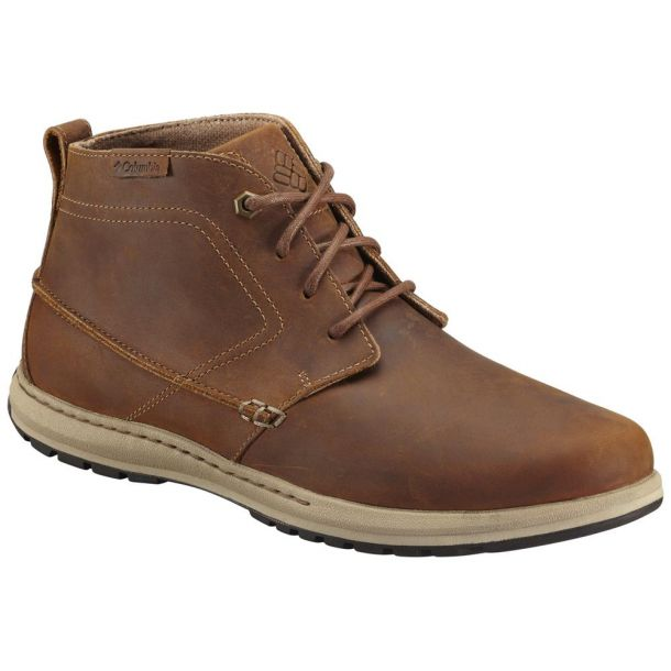 Columbia Men's Davenport Nubuck Chukka Boot