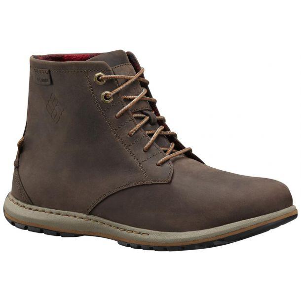 Columbia Men's Davenport Six Leather Boot
