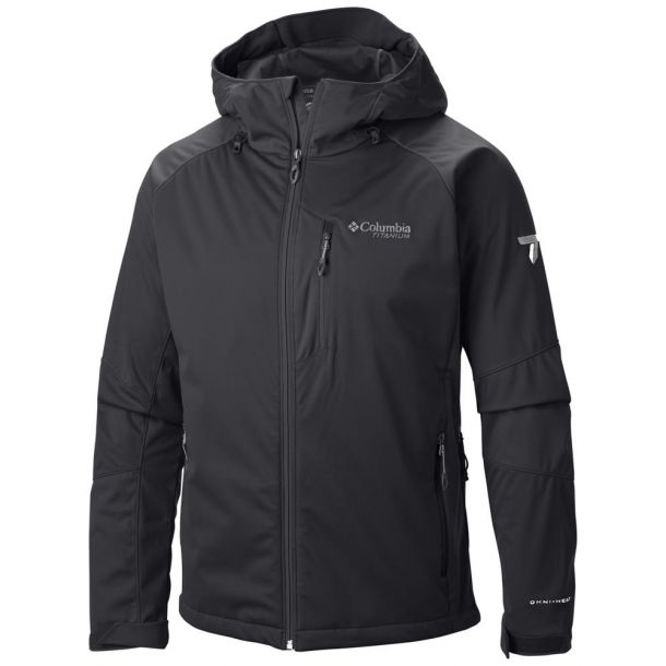 Columbia Men's Zonafied Softshell