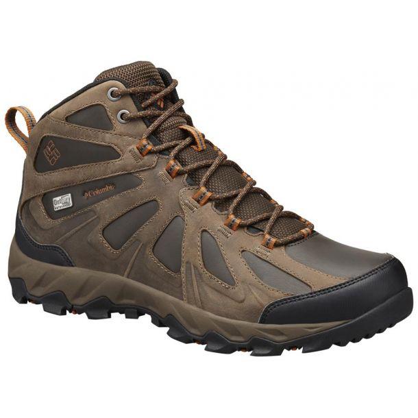Columbia Men's Peakfreak XCRSN II Mid Leather Outdry Trail Shoe