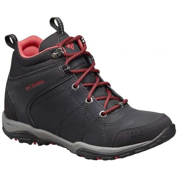 Columbia Women's Fire Venture Mid Waterproof