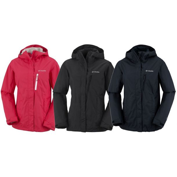 Columbuía Women's Pouring Adventure Jacket
