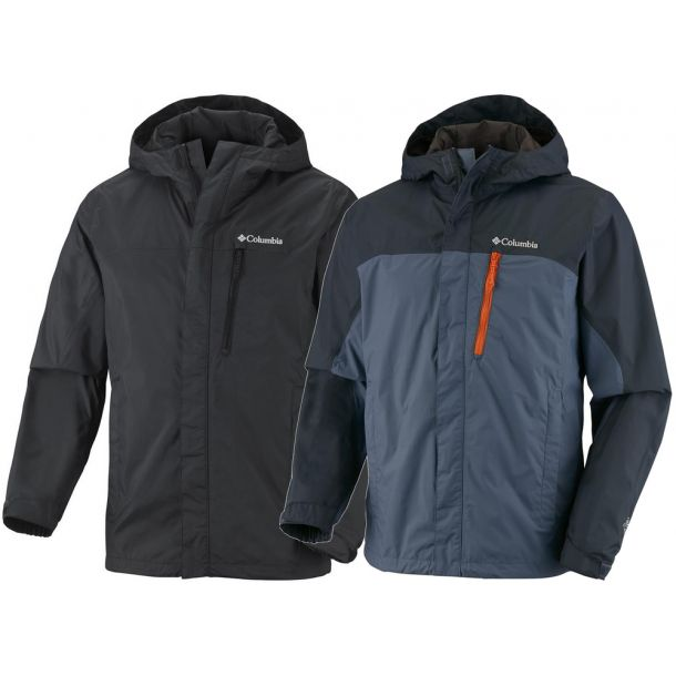 Columbia Men's Pouring Adventure Jacket