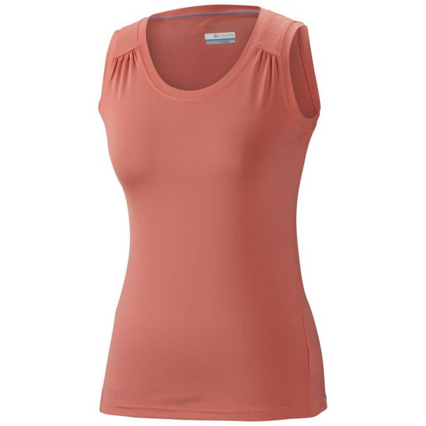 Columbia Women's Trail Crush Sleeveless Shirt