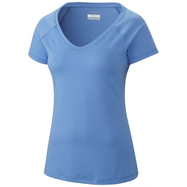 Columbia Women's Saturday Trail Short Sleeve Knit Shirt