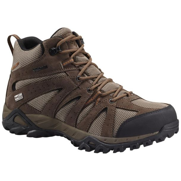 Columbia Men's Grand Canyon Mid OutDry Hiking Shoe