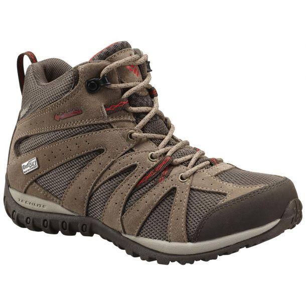Columbia Women's Grand Canyon Mid OutDry Hiking Shoe