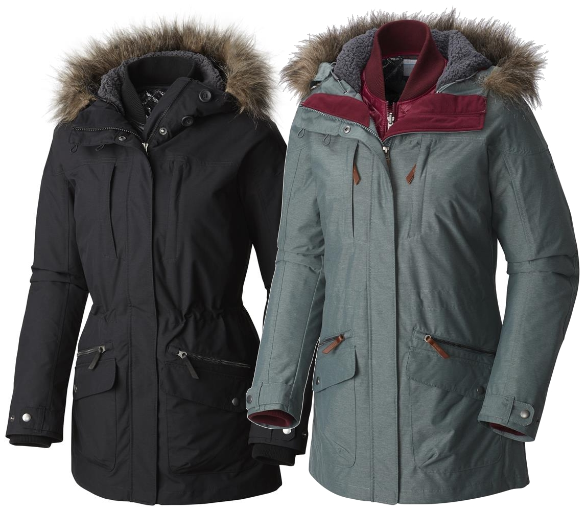 eddb71bf7 Columbia Women s Carson Pass Interchange Jacket