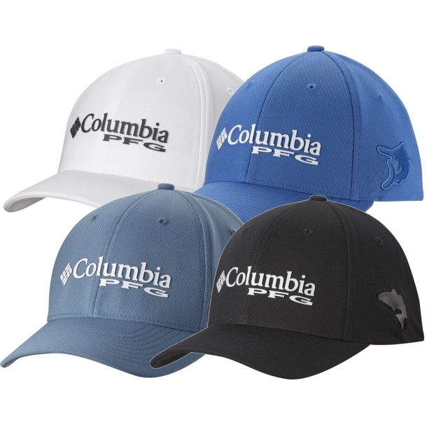 Columbia Mesh Pique Ballcap PFG