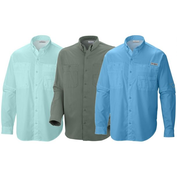 Columbia Men's Tamiami II Long Sleeve Shirt PFG