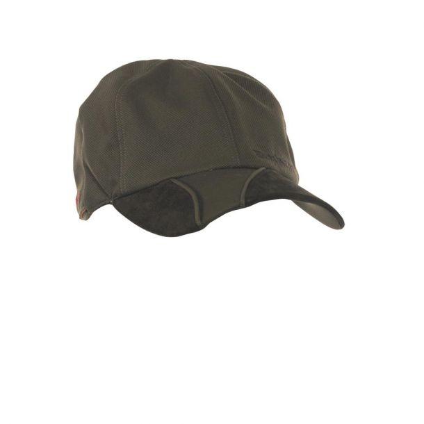 Deerhunter Muflon Cap m. vendbar puld