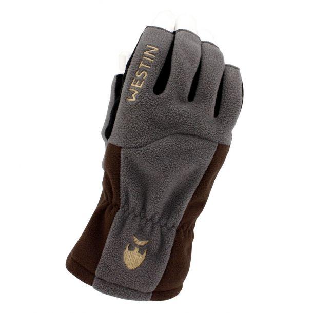 Westin W4 ThermoGrip Halfinger Glove