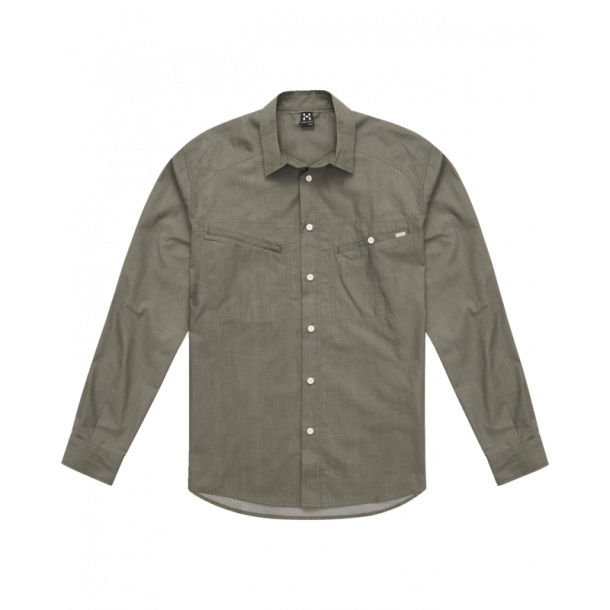 Haglöfs Saba III LS Shirt Denim Men