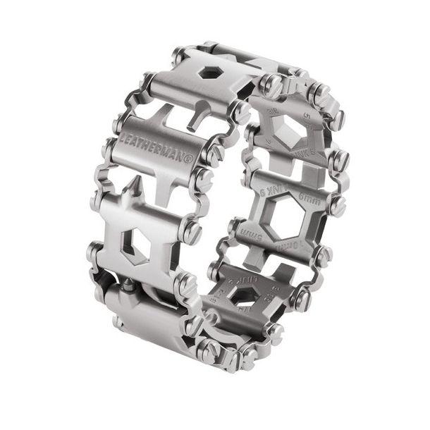 Leatherman Tread - Stainless Steel