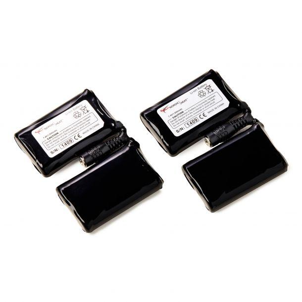 Nordic Heat Ekstra batterier til handsker