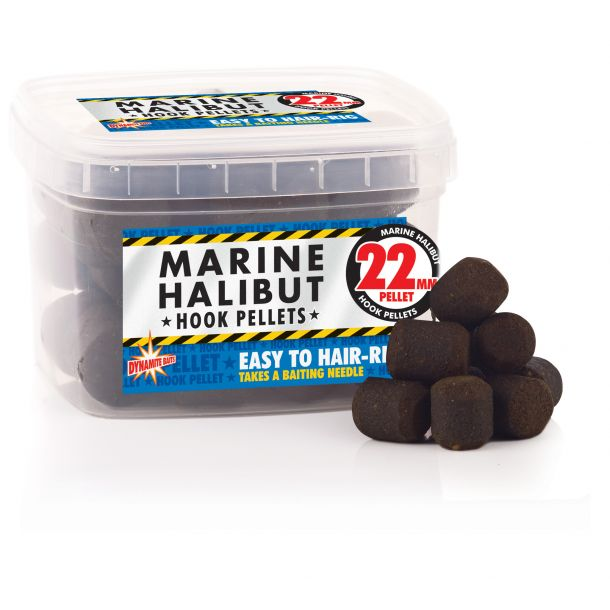 Dynamite Sturgeon Halibut Hook Pellets 22mm