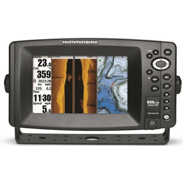 Humminbird 899cxi HD SI Combo