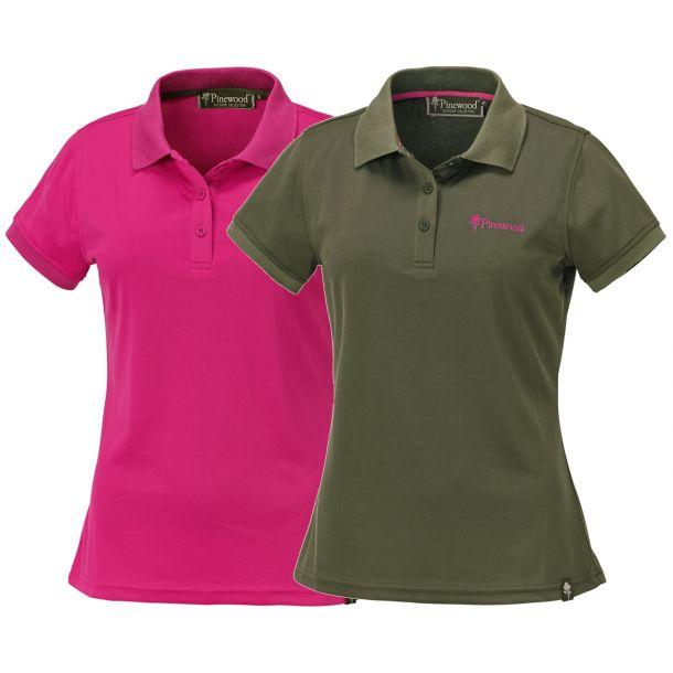 Pinewood Ramsey Coolmax Dame Polo T-Shirt