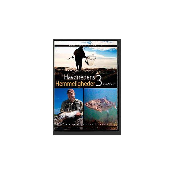 DVD fiskefilm. (2 stk) af Niels Vestergaard