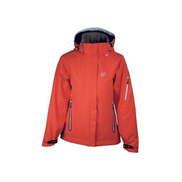 2117 WF let foret softshell jakke, dame