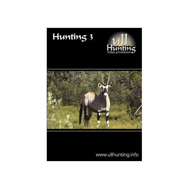 Ull Hunting jagtfilm 3 Sydafrika