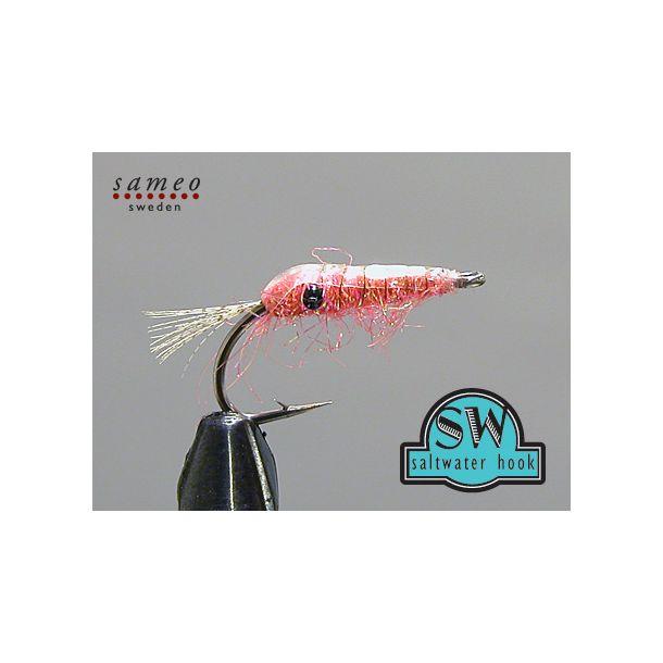 Sameo kystflue ''Deli Shrimp rosa''