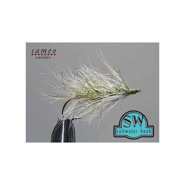 Sameo kystflue ''Nytårsdag grøn''
