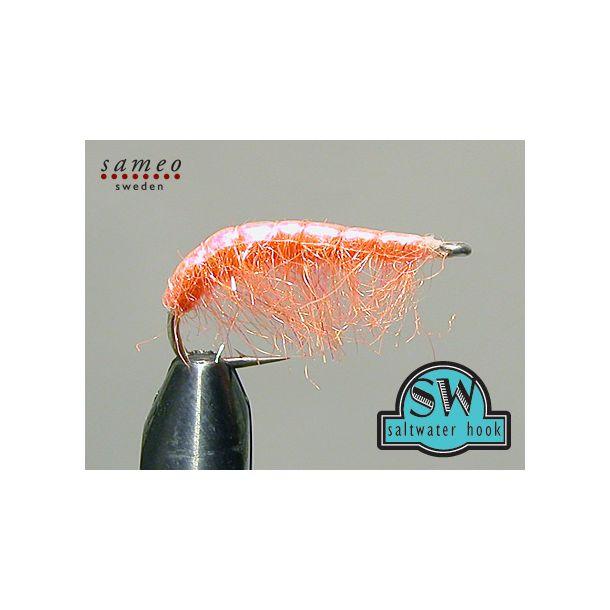 Sameo kystflue ''Moby Dick orange'' (str. 6)