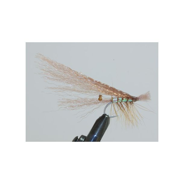 Sameo kystflue ''Pop Shrimp tan''