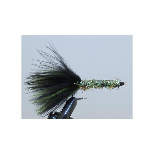 Sameo kystflue ''Børsteorm peacock''