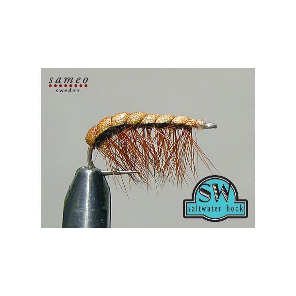 Sameo kystflue ''Tangloppe brun'' (str. 8)