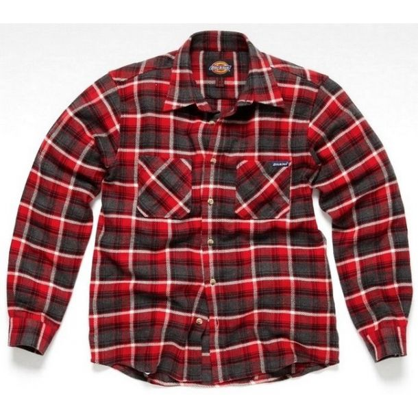 Dickies Flannel Check Shirt