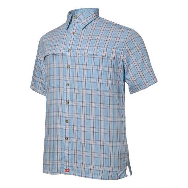 Geoff Anderson Tonga skjorte, kortærmet