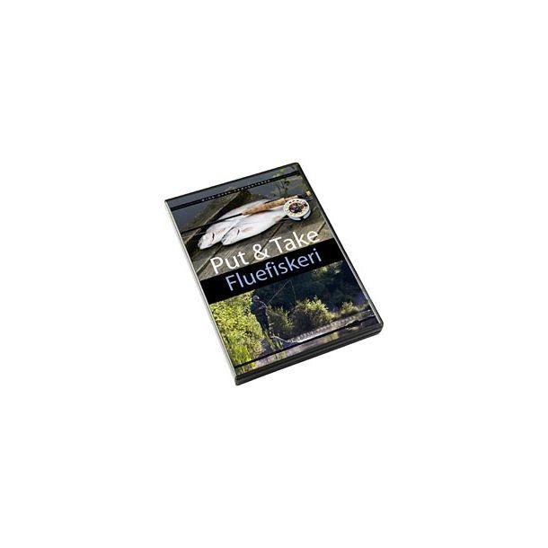 DVD Put & Take fluefiskeri