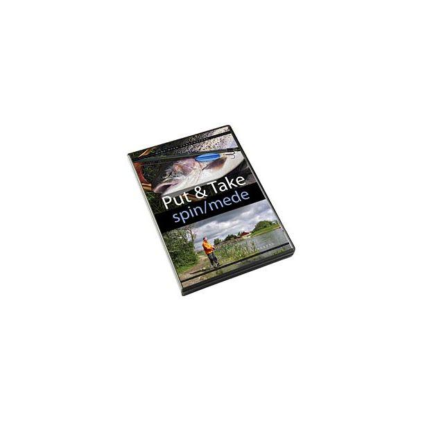 DVD Put&take spin/mede