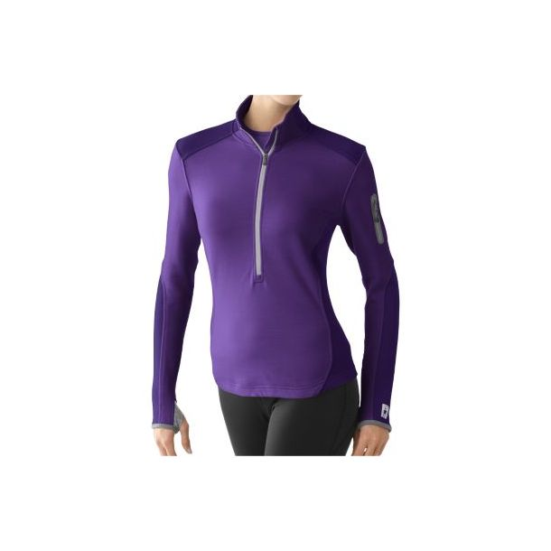 Smartwool Women's Thermal Midlayer Mid Half-Zip