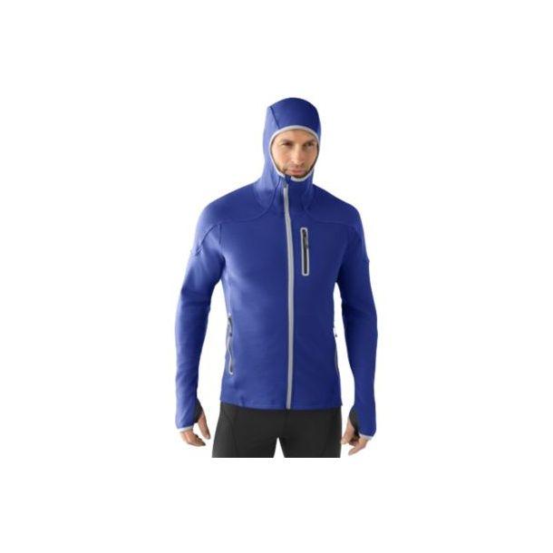 Smartwool Men's Thermal Midlayer Mid Full-Zip Hoody