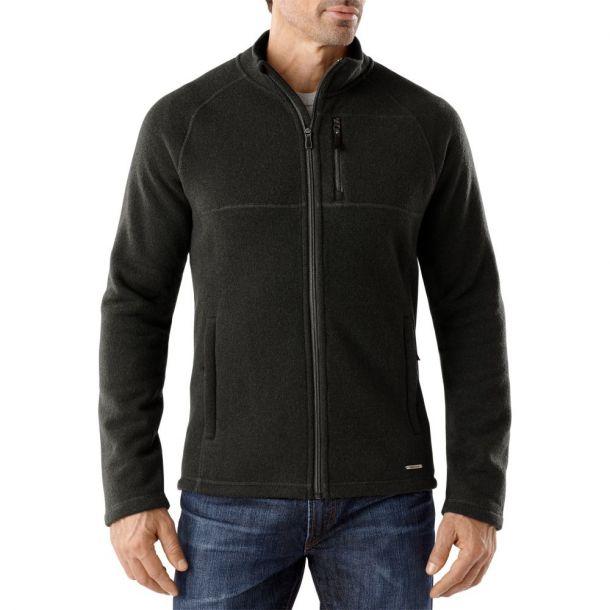 Smartwool Men's Echo Lake Full Zip Sweater