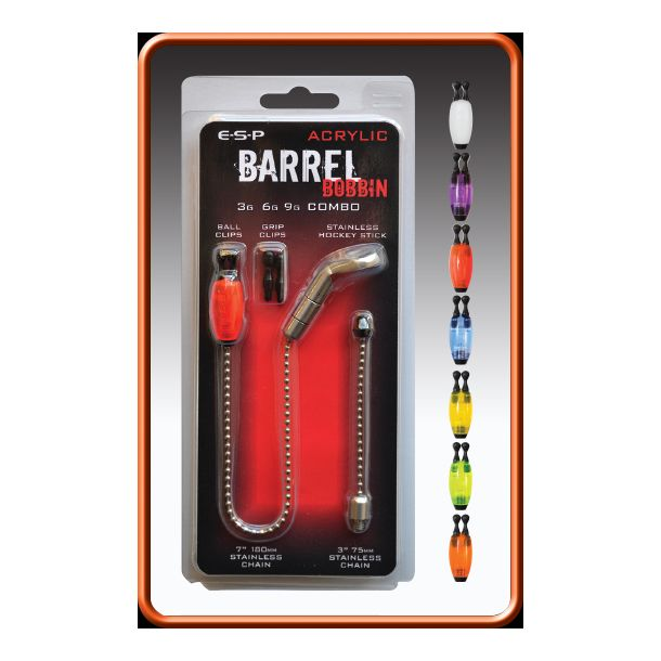 ESP Barrel Bobbins