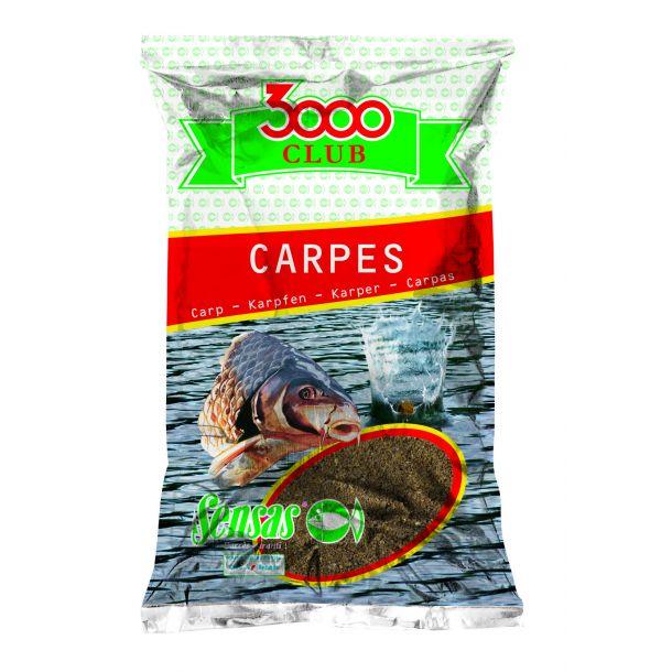 Sensas 3000 Club Carp 1kg