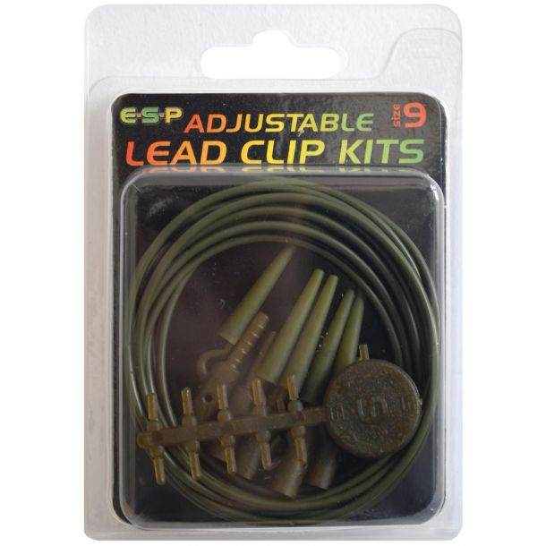 ESP Adjustable Lead Clips Kits